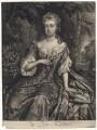 Catherine (née Brudenell), Countess of Middleton, published by John Savage, after  Sir Godfrey Kneller, Bt - NPG D5256
