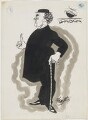 George Robey in 'Laughter over London', by Robert Stewart Sherriffs - NPG D53
