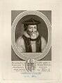 Thomas Morton, by T. Berry, after  William Faithorne - NPG D5309