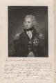 Horatio Nelson, by Samuel Freeman, after  Lemuel Francis Abbott - NPG D5341