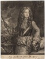 King George I when Prince of Hanover, published by Richard Tompson, after  Sir Godfrey Kneller, Bt - NPG D5358