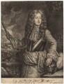 King George I when Prince of Hanover, published by Richard Tompson, after  Sir Godfrey Kneller, Bt - NPG D5358
