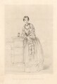 Florence Nightingale, by Francis Holl, after  Frances Parthenope, Lady Verney - NPG D5365