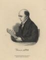 Vincent Novello, by G. De Wilde, after  Edward Petre Novello - NPG D5373