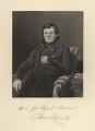Daniel O'Connell, by William Holl Jr, after  Thomas Heathfield Carrick - NPG D5384