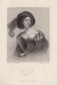 Letitia Elizabeth Landon (Mrs Maclean), by John Henry Robinson, after  Henry William Pickersgill - NPG D5413