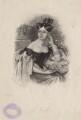 Letitia Elizabeth Landon (Mrs Maclean), by Conrad Cook, after  Henry William Pickersgill - NPG D5414
