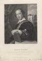 Horace Walpole, by William Greatbach, after  John Giles Eccardt - NPG D5425