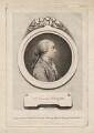 Horace Walpole, by D.P. Pariset, after  Pierre-Étienne Falconet - NPG D5426