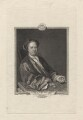 Edward Harley, 2nd Earl of Oxford, by George Vertue, after  Michael Dahl - NPG D5445