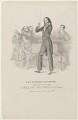 Nicolo Paganini, by Richard James Lane - NPG D5451