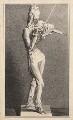 Nicolo Paganini, after a bronze by Jean Pierre Dantan - NPG D5452