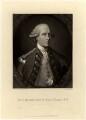 John Campbell, 5th Duke of Argyll, by Robert Bowyer Parkes, after  Thomas Gainsborough - NPG D549