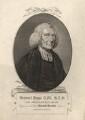 Samuel Pegge, by James Basire, after  Arthur William Devis - NPG D5490
