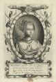 Mary Herbert, Countess of Pembroke, by Jean de Courbes - NPG D5493