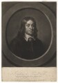 Richard Penderel, by Richard Houston, after  Gilbert Soest - NPG D5499