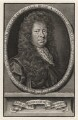Samuel Pepys, by Robert White, after  Sir Godfrey Kneller, Bt - NPG D5505