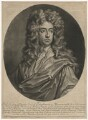Charles Mordaunt, 3rd Earl of Peterborough, by John Simon, after  Sir Godfrey Kneller, Bt - NPG D5514