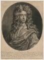 Charles Mordaunt, 3rd Earl of Peterborough, by John Simon, after  Sir Godfrey Kneller, Bt - NPG D5514