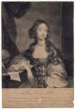 Villiers Clara Hannam (née Pitt), by James Macardell, after  Vectri - NPG D5527