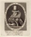 Pocahontas, published by William Richardson, after  Simon de Passe - NPG D5536