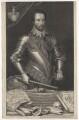 Sir Walter Ralegh (Raleigh), by George Vertue - NPG D5586
