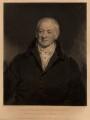 James Scarlett, 1st Baron Abinger, by Henry Cousins, after  Sir Martin Archer Shee - NPG D5608
