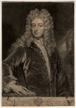 Joseph Addison, by John Faber Jr, after  Sir Godfrey Kneller, Bt - NPG D5619