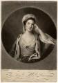 Elizabeth Barrington (née Vassal), by Richard Houston, after  Sir Joshua Reynolds - NPG D5625