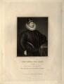 Fulke Greville, 1st Baron Brooke of Beauchamps Court, by Joseph John Jenkins, published by  Harding & Lepard - NPG D5629