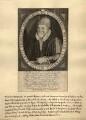 William Butler, by Simon de Passe - NPG D5630