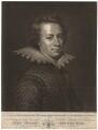 William Drummond of Hawthornden, by John Finlayson, after  Abraham van Blyenberch - NPG D5633
