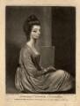 Jemima Tulikens Cornwallis (née Jones), Marchioness Cornwallis, by Robert Laurie, after  Sir Joshua Reynolds - NPG D5634