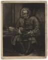 Simon Fraser, 11th Baron Lovat, after William Hogarth - NPG D5647