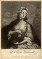 Flora Macdonald with miniature of Prince Charles Edward Stuart, after I. Markluin - NPG D5656