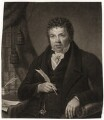 William McGavin, by Henry Edward Dawe, after  John Campbell - NPG D5659