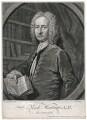 Michael Maittaire, by and published by John Faber Jr, after  Bartholomew Dandridge - NPG D5664