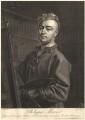 Philip Mercier, by John Faber Jr, after  Philip Mercier - NPG D5677