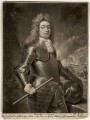 Godard van Reede-Ginckel, 1st Earl of Athlone, by Pieter Schenck, after  Sir Godfrey Kneller, Bt - NPG D569
