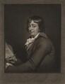 George Morland, by William Ward, after  Robert Muller - NPG D5708