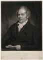 Richard Newcome, by Samuel William Reynolds, after  Joseph Allen - NPG D5720