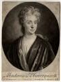 Isabella (née van Aerssen van Sommelsdijck), Countess of Auverquerque, by John Smith, after  Friedrich Wilhelm Weidemann - NPG D575