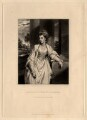 Louisa (née Thynne), Countess of Aylesford, by Samuel William Reynolds, after  Sir Joshua Reynolds - NPG D576