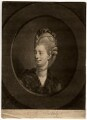 Sophia Baddeley (née Snow), by Robert Laurie, after  Johan Joseph Zoffany - NPG D578