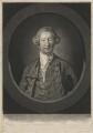 William Henry Nassau de Zuylestein, 4th Earl of Rochford, by Valentine Green, after  Jean Baptiste Perronneau - NPG D5829