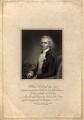 William Roxburgh, by Charles Warren, after a miniature by  Unknown artist - NPG D5848