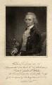William Roxburgh, by Charles Warren, after a miniature by  Unknown artist - NPG D5849