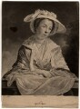 Miss Baldwin, by Benjamin Green ('Pott'), after  Tilly Kettle - NPG D587
