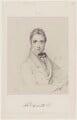 Richard Sainthill, by Richard James Lane, printed by  M & N Hanhart, after  Daniel Maclise - NPG D5886