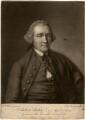 Robert Baldy, by Edward Fisher, after  Benjamin Wilson - NPG D590